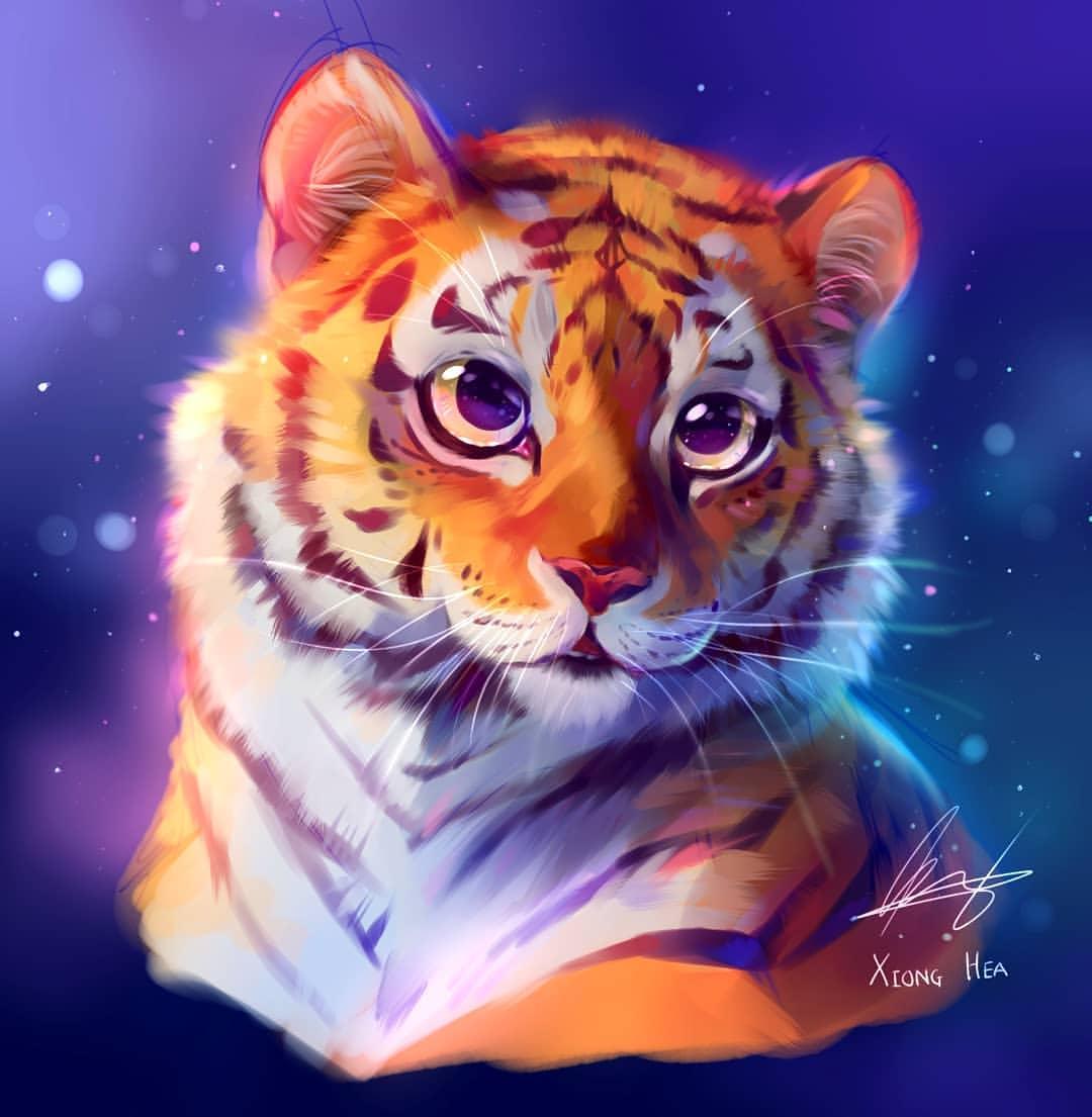 Картинки тигрята милые нарисованные, корабль парусами