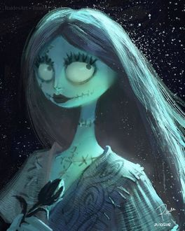 Фото Sally / Салли из мультфильма Кошмар перед Рождеством / The Nightmare Before Christmas, by RaidesArt