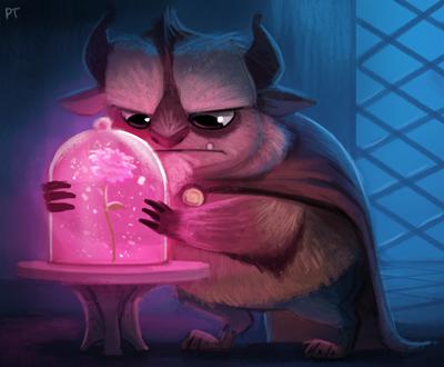 Фото Чудовище из мультика Beauty and the Beast / Красавица и Чудовище, by Cryptid-Creations
