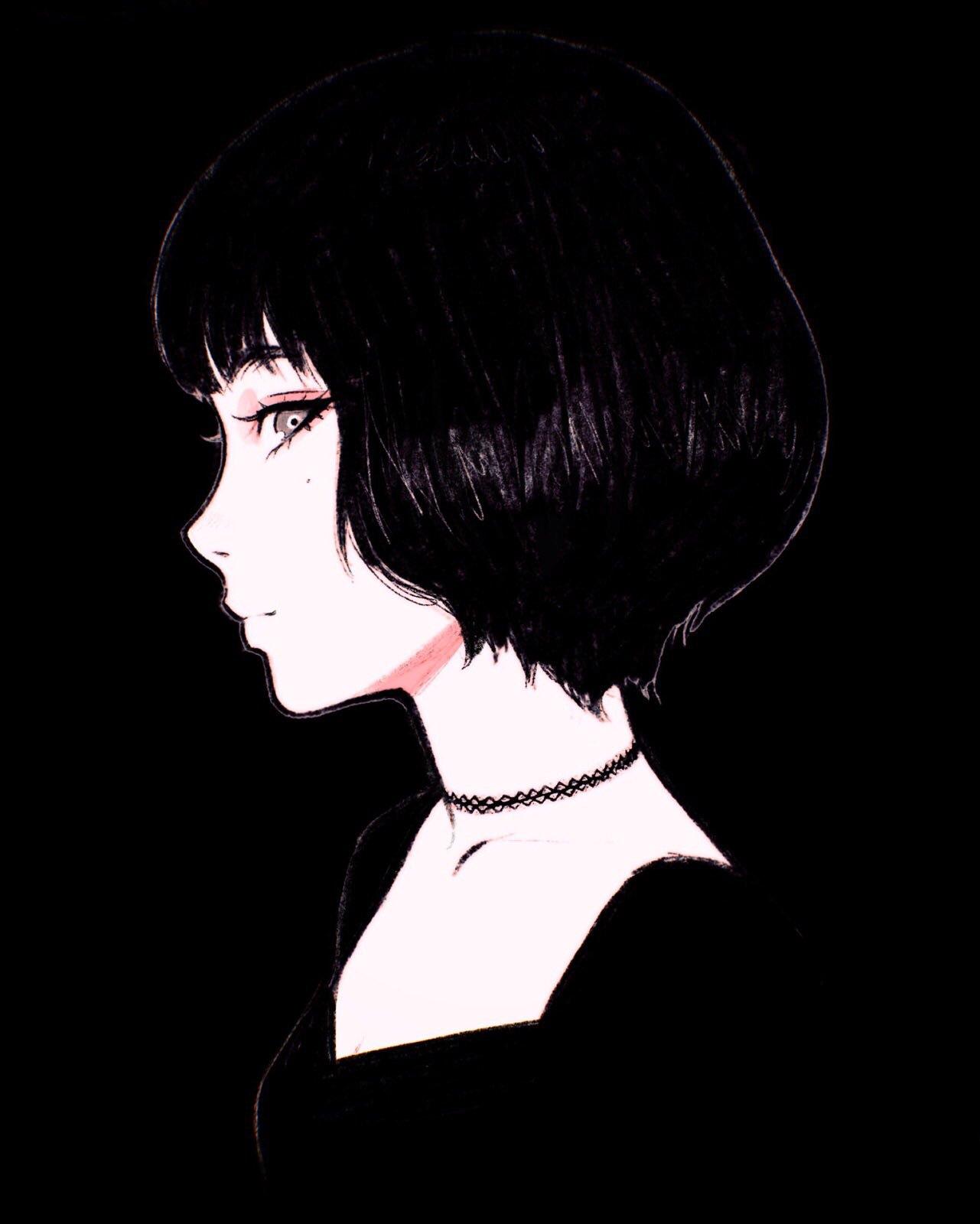 Фото Портрет девушки в профиль, by Кувшинов Илья