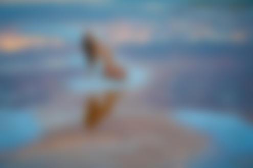 Фото Обнаженная модель в облаках, by ImpressionofLight