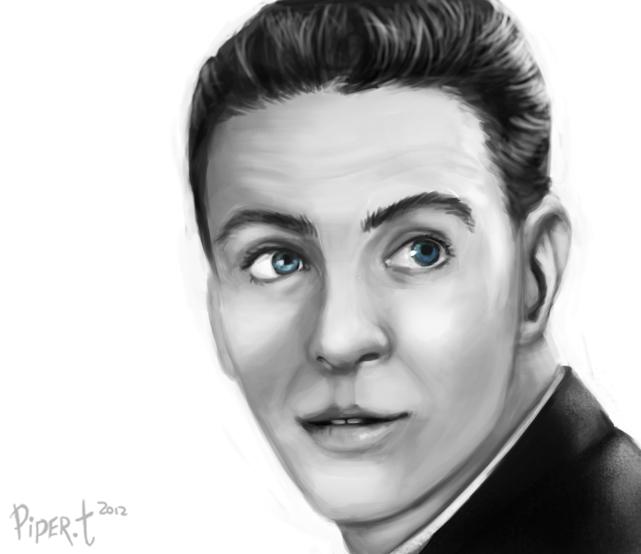Фото Американский певец Frank Sinatra / Фрэнк Синатра, by Cryptid-Creations