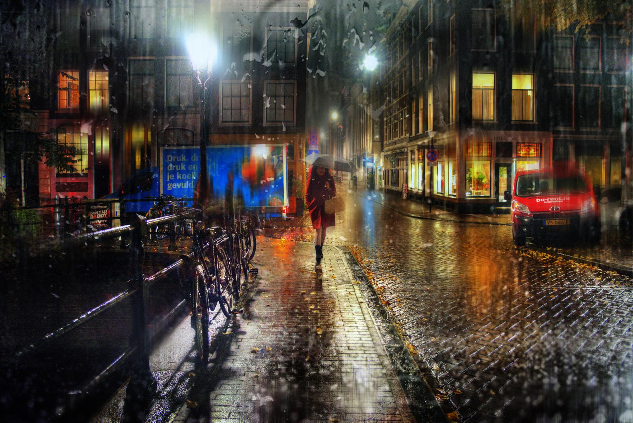 картинки на телефон дождь в городе поэтому заговор фото