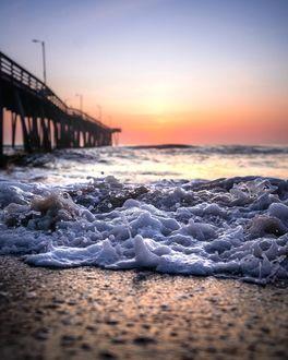 Фото Морской берег Вирджинии, фотограф Nick Rizzo