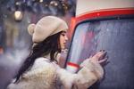 Фото Девушка стоит у авто, фотограф Наталья Виноградова