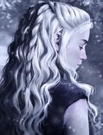 Фото Дейенерис Таргариен / Daenerys Targaryen из сериала Игра престолов / Game of Thrones, by PaulinaKlime