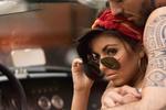 Фото Парень обнимает девушку в солнцезащитных очках, фотограф David Ben haЇm