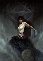 Фото Yennefer of Vengerberg / Йенифер из Венгерберга, из игры The Witcher / Ведьмак, by Deharme