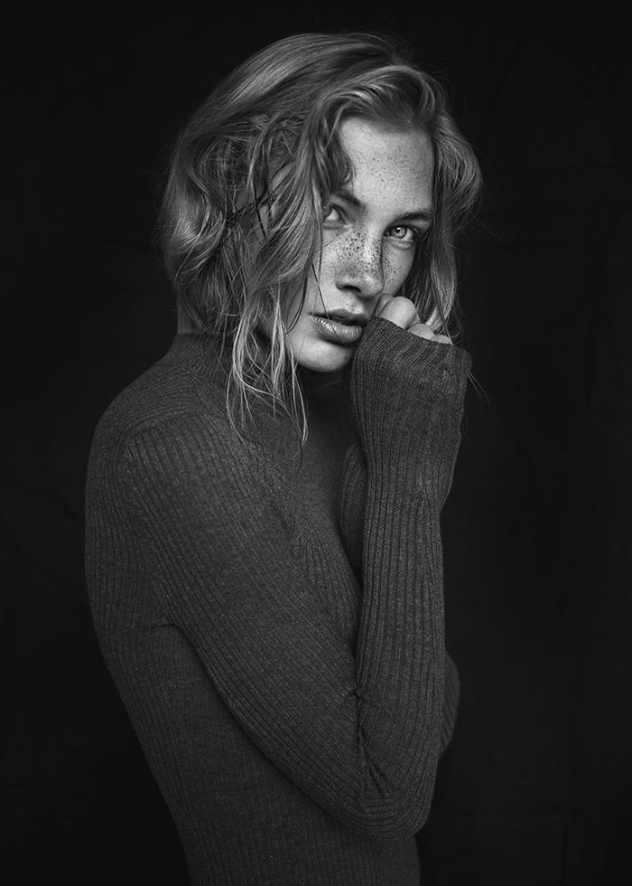 Фото Модель Britt / Elite, фотограф Agata Serge