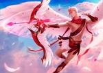 Фото Heartseeker Quinn / Чейзом Куинн в образе парня з игры League of Legends / Лига Легенд, by Zarory