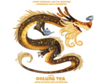 Фото Чайный дракон (Oolung Tea), by Cryptid-Creations