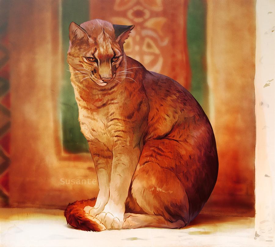 Фото Хищная кошка, by Susante