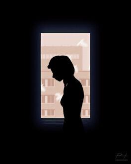 Фото Девушка у окна, by ReedDrawsOnDA (© chucha), добавлено: 11.09.2021 08:15