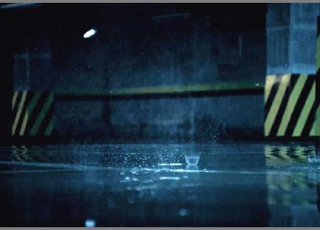 Анимация Дождь капает в открытом гараже (© Юки-тян), добавлено: 01.03.2015 02:42