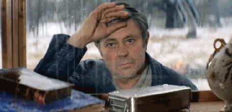 Анимация Донатас Юозович Банионис в фильме Солярис, 1962 (© Anatol), добавлено: 02.03.2015 13:42