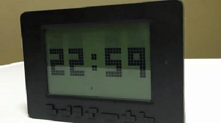 Анимация Часы с тетрисом (© Anatol), добавлено: 04.03.2015 00:20
