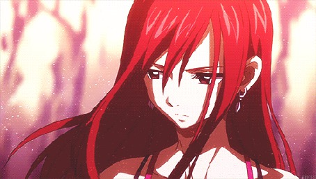 Анимация Erza Scarlett / Алая Эльза из аниме Хвост Феи / Anime Fairy Tail (© Arinka jini), добавлено: 05.03.2015 00:55