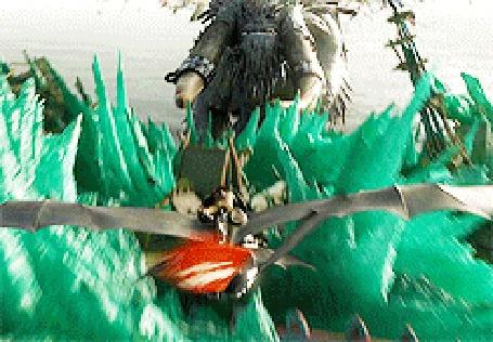Анимация Бива драконов, мультфильм Как приручить дракона 2 / How to Train Your Dragon 2 (© Anatol), добавлено: 08.03.2015 23:51