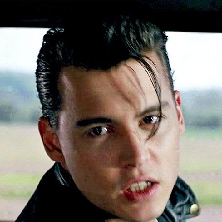 Анимация Джонни Депп / Johnny Depp в фильме Плакса / Cry-Baby (© Anatol), добавлено: 13.03.2015 13:53