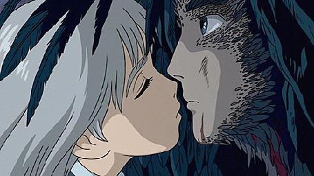 Анимация Howl / Хаул и Sophie Hatter / Софи Хаттер из аниме Howls Moving Castle / Ходячий замок Хаула (© Arinka jini), добавлено: 19.03.2015 01:19