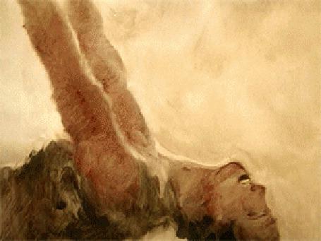 Анимация Девушка качается на качелях (© Solist), добавлено: 20.03.2015 12:24
