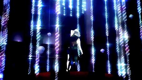 Анимация Деким / Decim и Чиюки / Chiyuki из анимешного опенинга Смертельный парад / Death parade танцуют на танцполе (© Kuppuru), добавлено: 03.04.2015 21:27