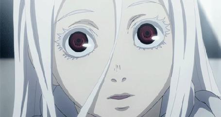 Анимация Shiro / Сиро из аниме: Страна чудес смертников / Deadman Wonderland (© Мася-тян), добавлено: 11.04.2015 01:30