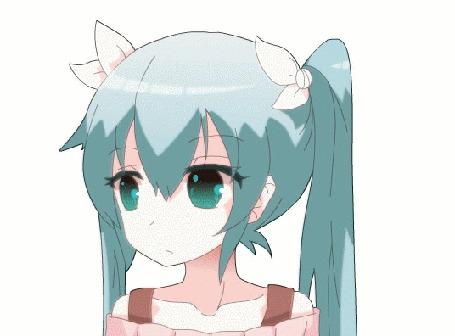 Анимация Vocaloid Hatsune Miku / Вокалоид Хатсуне Мику (© chucha), добавлено: 19.04.2015 12:58