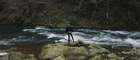 Анимация Мужчина стоит у горной реки, by Orbo (© Seona), добавлено: 23.04.2015 11:32