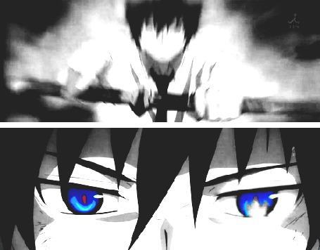 Анимация Кадр из аниме Ao No Exorcist / Blue Exorcist / Синий Экзорцист (© Kuppuru), добавлено: 23.04.2015 16:52