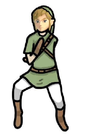 Анимация Зелда из компьютерной игры Легенда о Зелде (© Anatol), добавлено: 26.04.2015 01:13