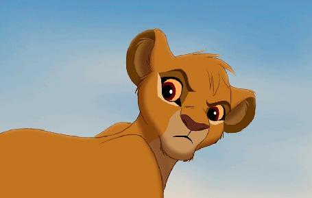 Анимация Симба / Simba из мультика Король Лев / The Lion King (© chucha), добавлено: 11.05.2015 00:21