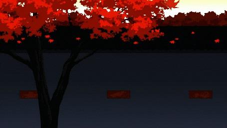 Анимация Падающие осенние листья (© zmeiy), добавлено: 14.05.2015 09:06