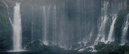 Анимация Водопад Shiraito Falls в Fujinomiya, Japan (© Seona), добавлено: 30.05.2015 01:14