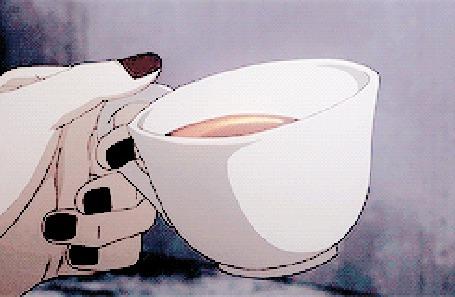 Анимация Рука с чашкой кофе (© zmeiy), добавлено: 30.05.2015 08:33