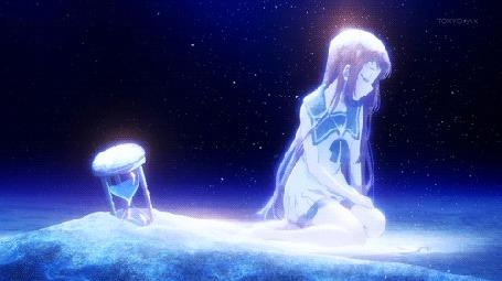 Картинки аниме с блосками 1 фотография