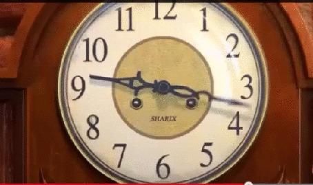 Анимация Маша переводит время назад. Фрагмент из мультсериала Маша и Медведь