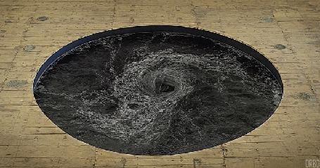 Анимация Воронка с водой в полу (© Seona), добавлено: 16.06.2015 22:51