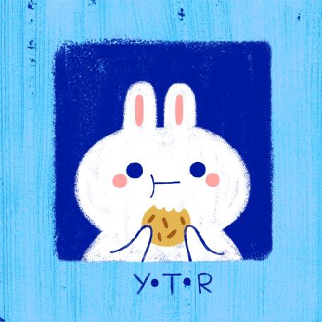 Анимация Заяц жует печенье, YTR (© Solist), добавлено: 19.06.2015 15:46