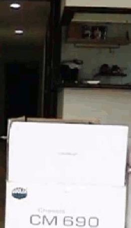 Анимация Кот выпрыгивает из большой картонной коробки (CM 690) (© Anatol), добавлено: 23.06.2015 01:16