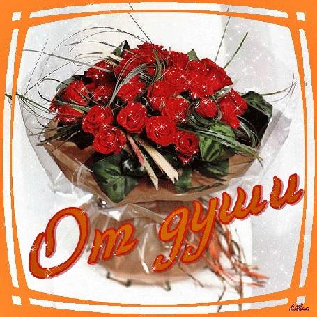 Анимация Букет красных роз / От души / Окса/ (© qalina), добавлено: 26.06.2015 11:12