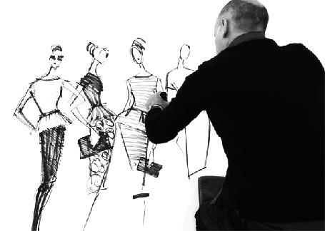 Анимация Художник модельер рисует (© phlint), добавлено: 05.08.2015 08:22