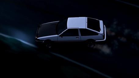Анимация Автомобиль быстро едит по дороге (© zmeiy), добавлено: 06.08.2015 22:25