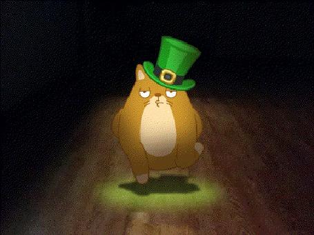 Анимация Танцующий кот в шляпе (© Seona), добавлено: 14.08.2015 10:51