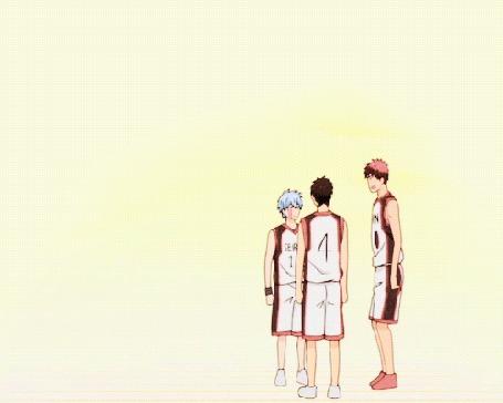 Анимация Падающий в обморок Tetsuya Kuroko / Тэцуя Куроко из аниме Kuroko no Basket / Баскетбол Куроко (Kuroko!) (© Krista Zarubin), добавлено: 17.08.2015 17:14