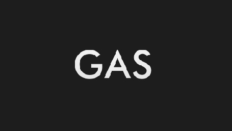 Анимация На черном фоне надпись GAS, которая исчезает (© zmeiy), добавлено: 11.09.2015 10:58