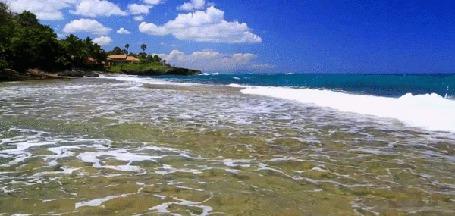 Анимация Морская волна набегает на берег (© Ловетта), добавлено: 14.09.2015 11:37