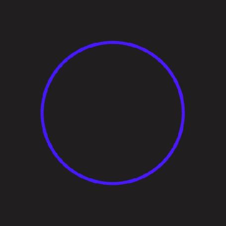 Анимация Разноцветные цветные ленты в движении (© Anatol), добавлено: 23.10.2015 17:34