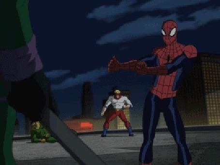 Анимация Человек-паук отплясывает дурашливый танец (© Eternal_Sun), добавлено: 27.10.2015 21:23