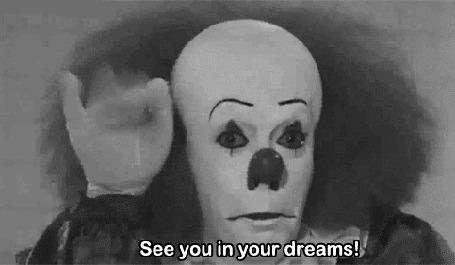 Анимация Страшный клоун прощается (Увидимся в Ваших снах! / See in your dreams!)